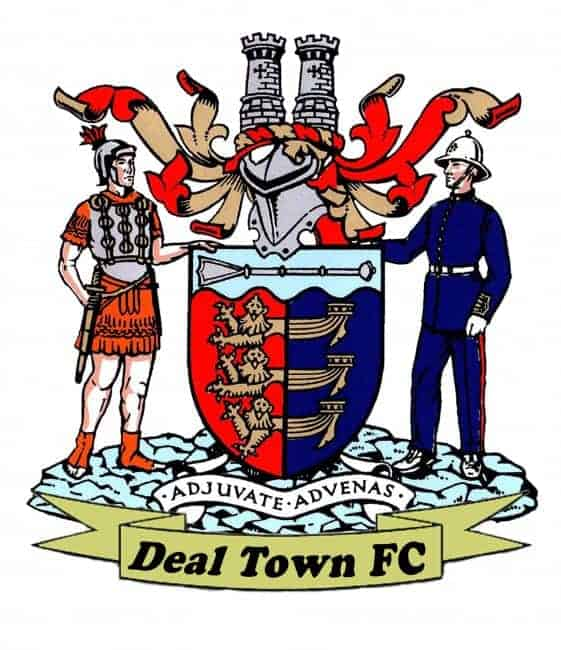 Deal Town FC Badge